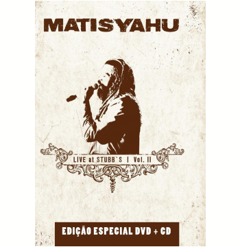 Matisyahu Live at Stubb's (Vol. 2) (DVD)