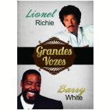 Grandes Vozes Vol. 8 (DVD) - Lionel Richie, Barry White