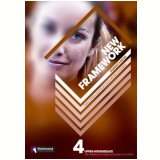 New Framework 4 Upper Intermediate- Student's Pack - Ben Goldstein