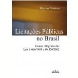 Licita��es P�blicas no Brasil - Marcio Pestana