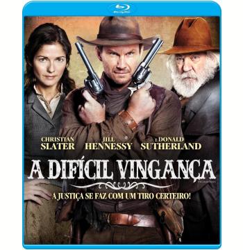 A Dificil Vingança (Blu-Ray)