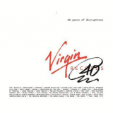 Virgin 40 Years Of Disruption (CD) - V�rios