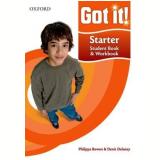 Got It! Starter Student Book - Workbook -