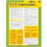 COLE��O SOS - S�NTESES ORGANIZADAS SARAIVA VOL.39 ? FILOSOFIA DO DIREITO (Ebook) - Alessandro Manduco