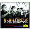 Gustavo Dudamel - El Sistema 40 A Celebration (CD)
