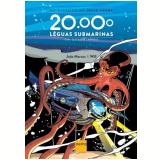 20.000 Léguas Submarinas Em Quadrinhos - Wilson André Filho