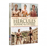 Hercules, Sansão e Ulysses (DVD) - Aldo Giuffre