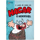 O Livro De Ouro Do Hagar - Dik Browne