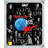 Rock In Rio 30 Anos - Box Brasil (Blu-Ray) - Vários
