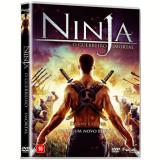 Ninja O Guerreiro Imortal (DVD) - Danny Glover