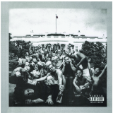 Kendrick Lamar - To Pimp A Butterfly (CD) - Kendrick Lamar