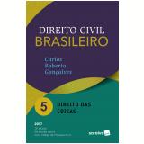 Direito Civil Brasileiro 5 - Direito Das Coisas - Carlos Roberto Gonçalves