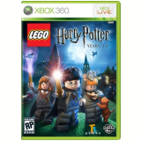 Lego Harry Potter - Anos 1 a 4 (X360) -
