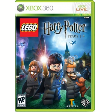 Lego Harry Potter - Anos 1 a 4 (X360)
