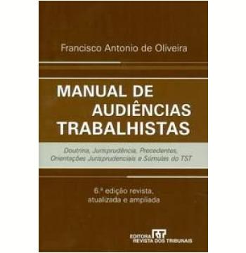 Manual de Audiências Trabalhistas