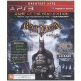 Batman Arkham Asylum: Game of The Year Edition (PS3) -