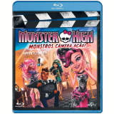 Monster High - Monstros, C�mera, A��o! (Blu-Ray) - William Lau (Diretor)