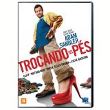 Trocando Os Pés (DVD) - Dustin Hoffman, Adam Sandler, Steve Buscemi
