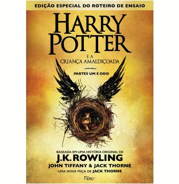 Harry Potter e a Criança Amaldiçoada - Partes Um e Dois (Brochura)