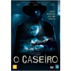 DVD - O Caseiro - Bruno Garcia, Denise Weinberg, Malu Rodrigues - 7897119461517