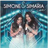 Simone e Simaria - Live (CD) - Simone E Simaria