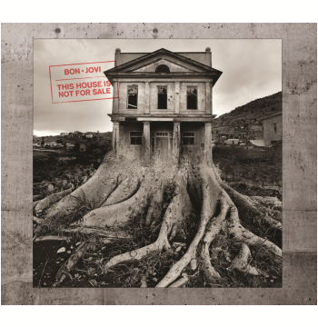 Bon Jovi - This House Is Not For Sale (DeLuxe) (CD)