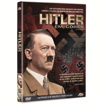 Hitler em Cores (DVD)