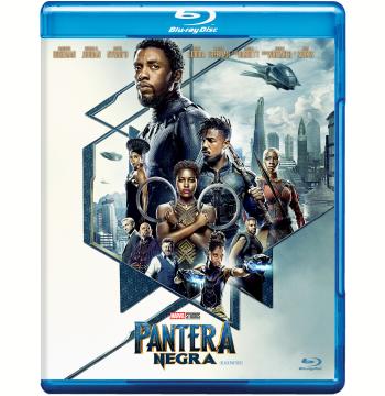 Pantera Negra (Blu-Ray)