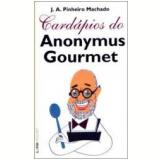 Cardápios do Anonymus Gourmet