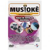 Musiok� - Temas de Novela (DVD) -