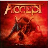 Blind Rage (dvd) +  (CD) - Accept