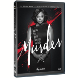 How To Get Away With Murder - 2ª Temporada (DVD) - Viola Davis