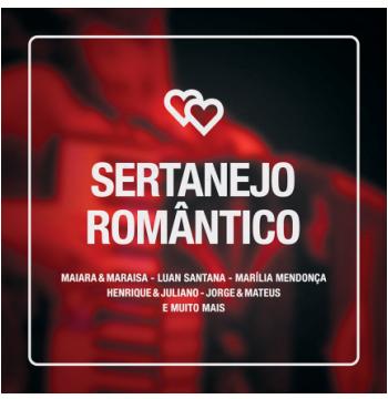 Sertanejo Romântico (CD)