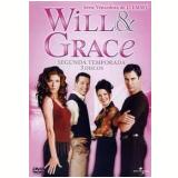 Will & Grace: 2ª Temporada  (DVD) - Sean Hayes, Debra Messing