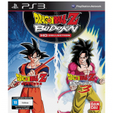 Dragon Ball Z Budokai HD Collection (PS3) -