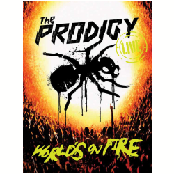 DVD - The Prodigy Live - World ´ s on Fire - The Prodigy - 5099902955025