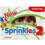 New Sprinkles 2 Activity Pad - Moderna - Didáticos