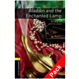 Aladdin And The Enchanted Lamp Cd Pack Level 1 - Third Edition -