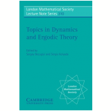 Topics In Dynamics And Ergodic Theory - Sergey Bezuglyi