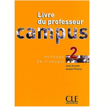 Campus Livre Du Professeur 2