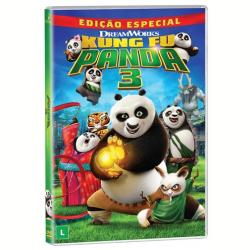 DVD - Kung Fu Panda 3 - Jennifer Yuh Nelson, Alessandro Carloni - 7892110209281