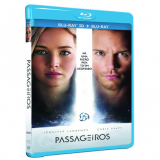 Passageiros (Blu-Ray 3D) +  (Blu-Ray)