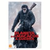 Planeta dos Macacos - A Guerra (DVD) - Woody Harrelson, Andy Serkis, Steve Zahn