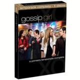 Gossip Girl - 1ª Temporada Completa (DVD) - Vários (Diretor)