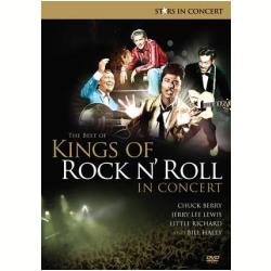 DVD - Stars In Concert - The Best of Kings of Rock N´ Roll In Concert - Vários ( veja lista completa ) - 7798141333516