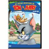 As Loucas Aventuras de Tom e Jerry - Vol. 1 (DVD) - Desenho