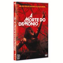 DVD - A Morte Do Demônio - Jessica Lucas, Lou Taylor Pucci, Shiloh Fernandez - 7892770032946