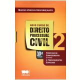 Novo Curso De Direito Processual Civil (Vol.2) - Marcus Vinicius Rios Gonçalves