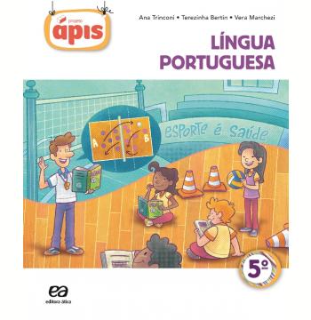 Projeto Ápis Português 5º Ano - Ensino Fundamental I - Reformulado