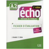 Echo A2 - 2E Edition - Fichier D´Evaluation - Jacky Girardet